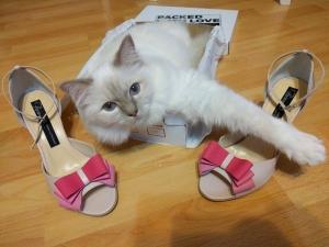 Sandale cu funda