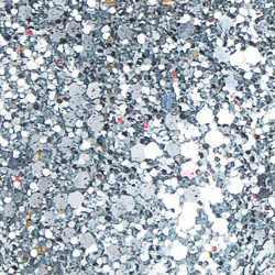 Glitter-argintiu