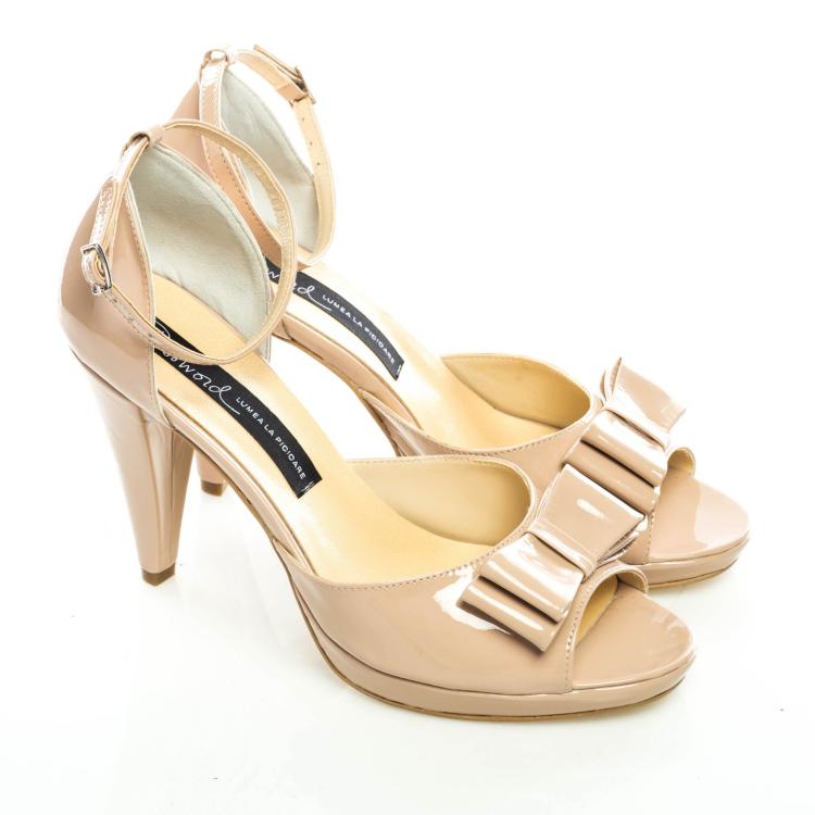 Sandale cu fundiţă 2
