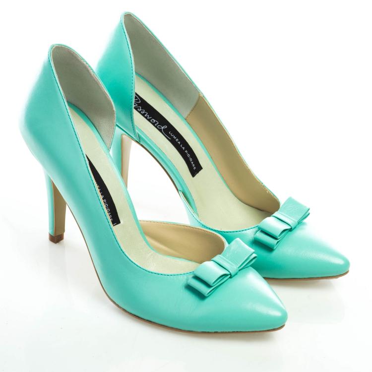 Pantofi cu toc 4