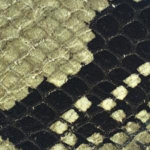 Bej negru snake print