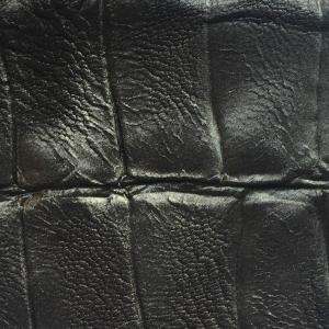 Negru aurit croco mare