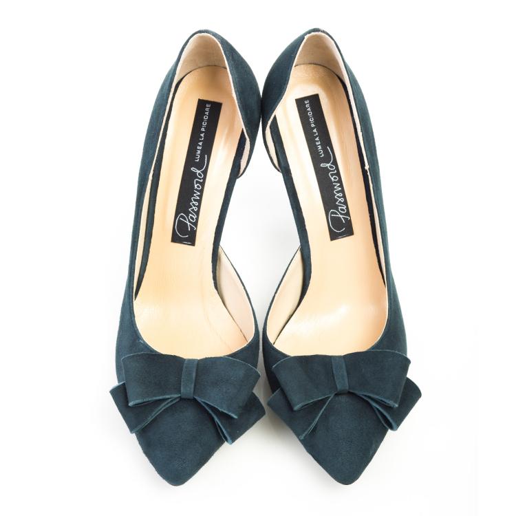 Pantofi cu toc 1