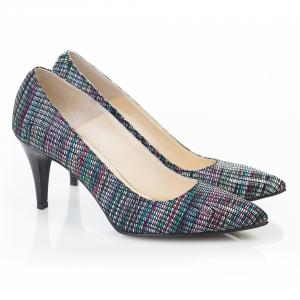 Pantofi stiletto Rainbow 2