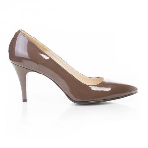 Pantofi stiletto Chocolat 3