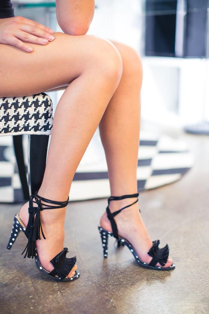 Sandale cu franjuri Aventura