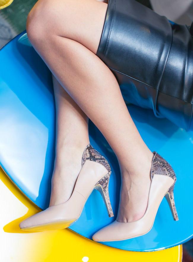 Pantofi cu toc Cool Touch 6