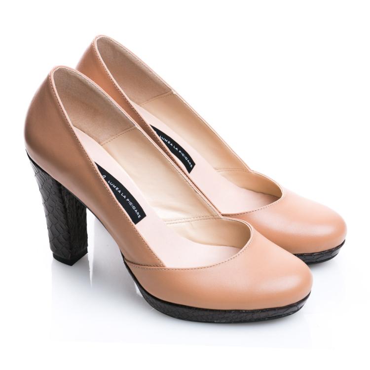 Pantofi cu toc High Hopes 3
