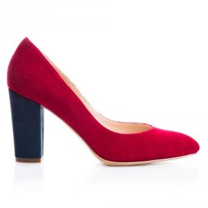 Pantofi cu toc La Dolce Vita 4