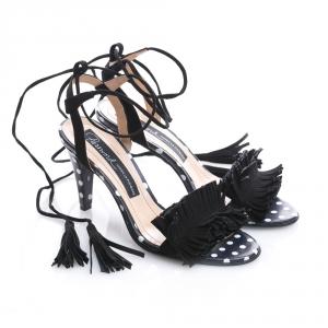 Sandale cu franjuri Aventura 3