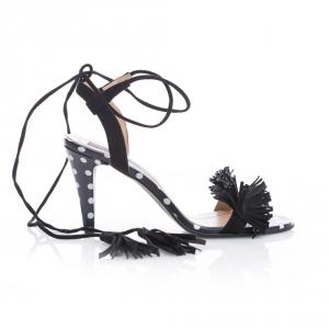 Sandale cu franjuri Aventura 4