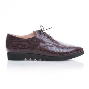Pantofi derby cu șireturi Luna 4