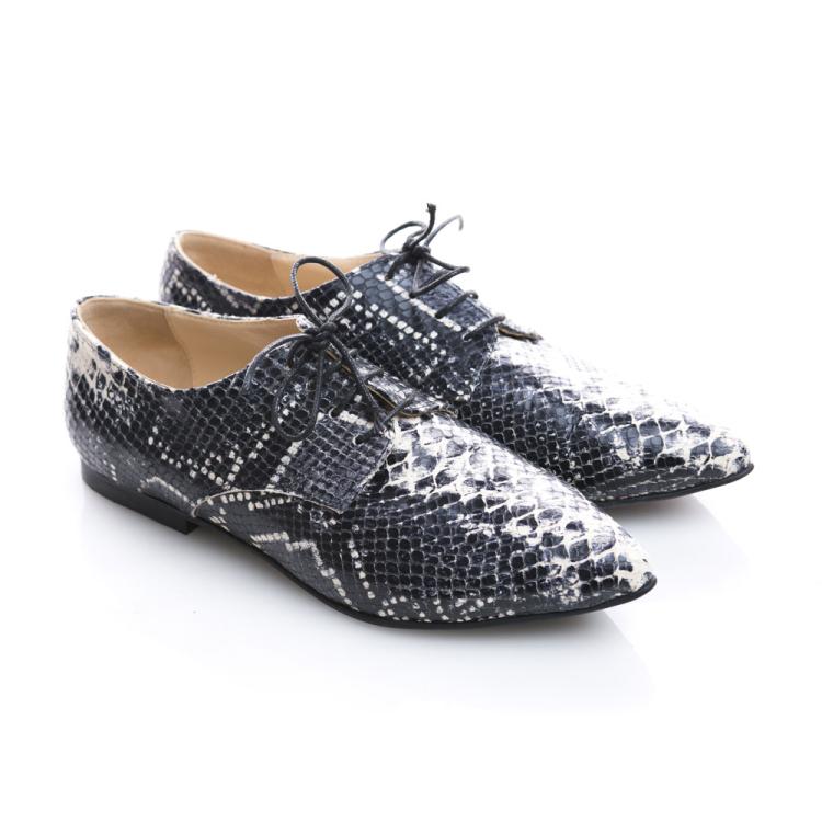 Pantofi derby cu șireturi Casablanca 3