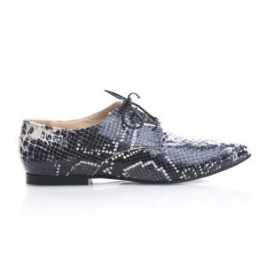 Pantofi derby cu șireturi Casablanca 4