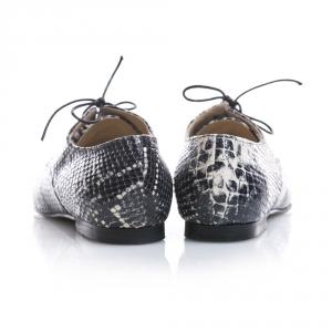 Pantofi derby cu șireturi Casablanca 5
