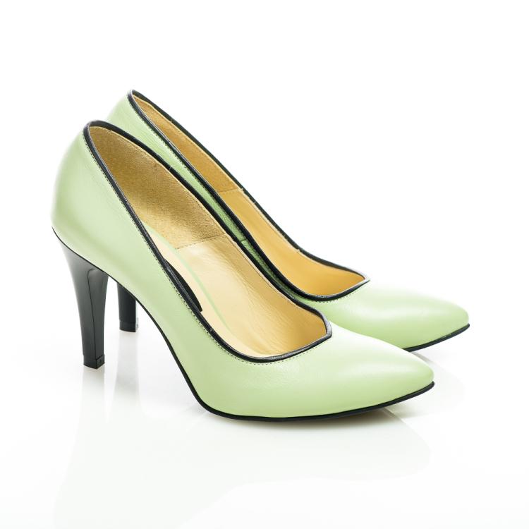 Pantofi cu toc Lotus 2