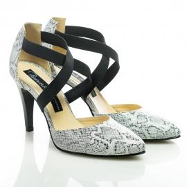 Pantofi snake print 2
