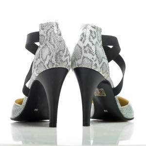 Pantofi snake print 4