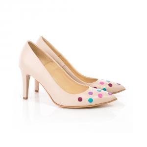Pantofi cu buline 4