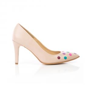 Pantofi cu buline 5