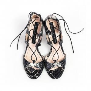 Sandale croco