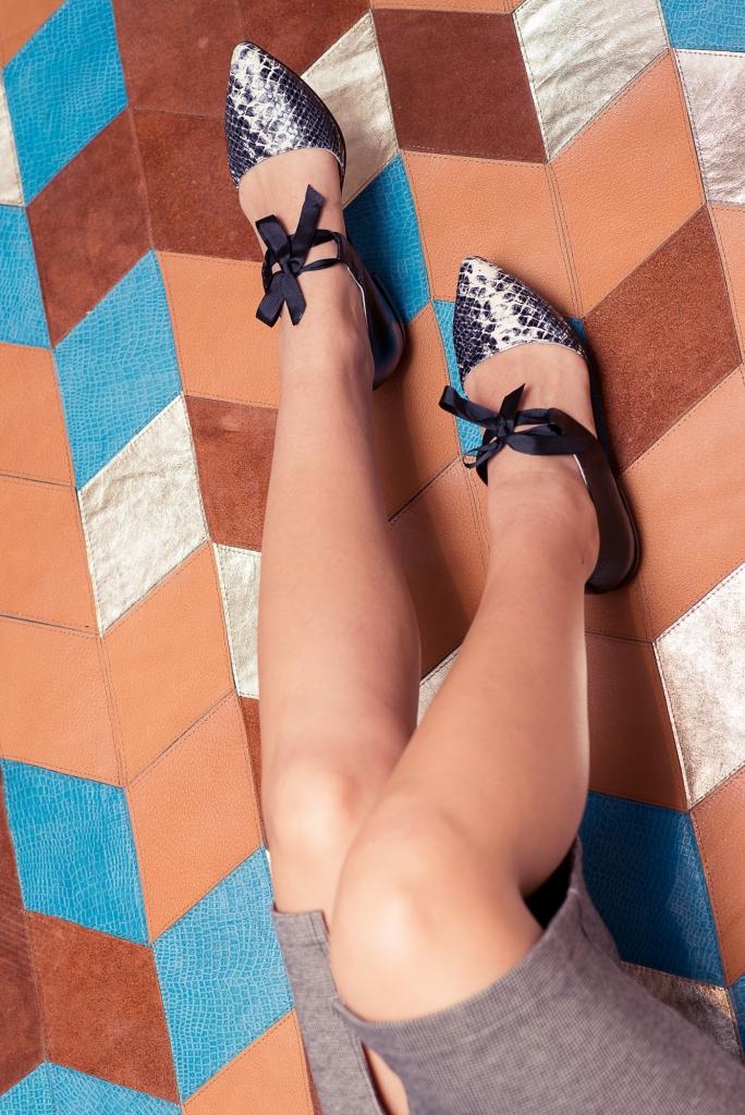 Pantofi decupati 5