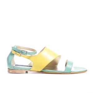 Sandale galbene 3