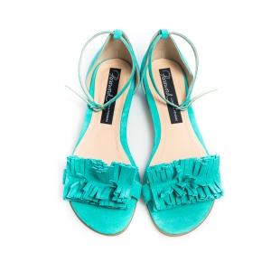 Sandale cu franjuri