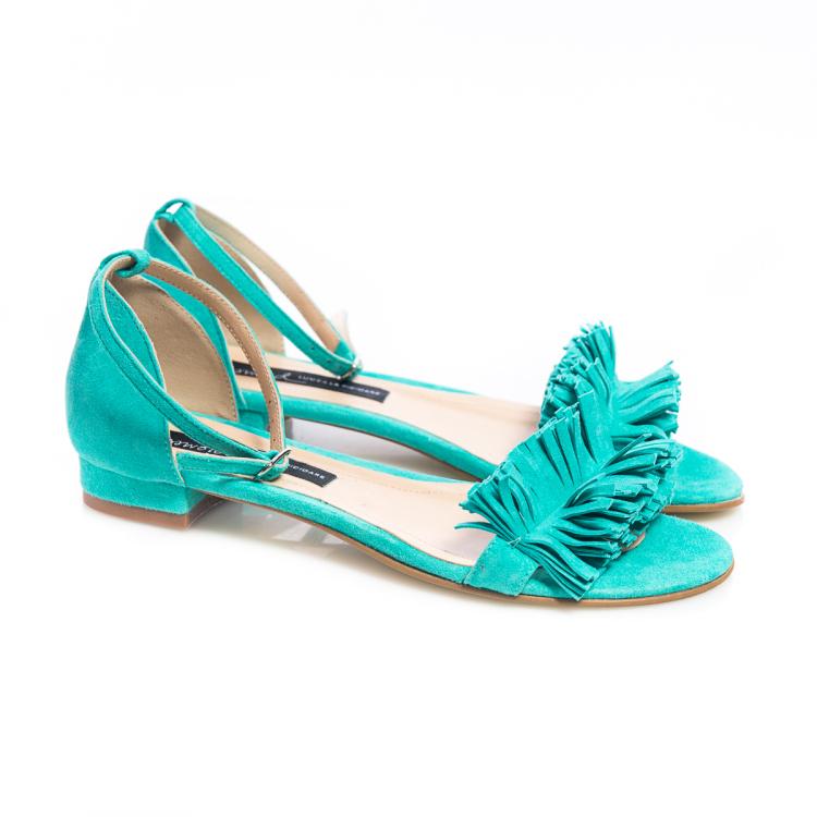 Sandale cu franjuri 2
