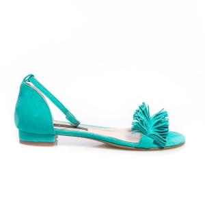 Sandale cu franjuri 3