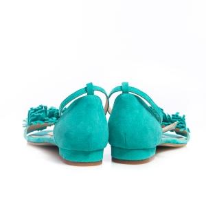 Sandale cu franjuri 4