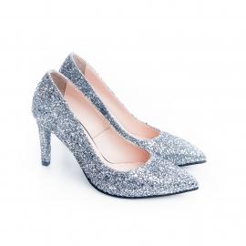 Pantofi glitter 2