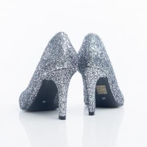 Pantofi glitter 4