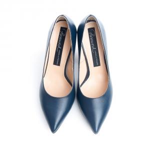 Pantofi cu toc gros 2