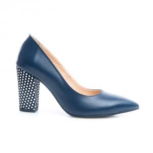 Pantofi cu toc gros 4
