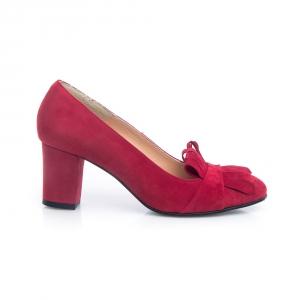 Pantofi rosii 3