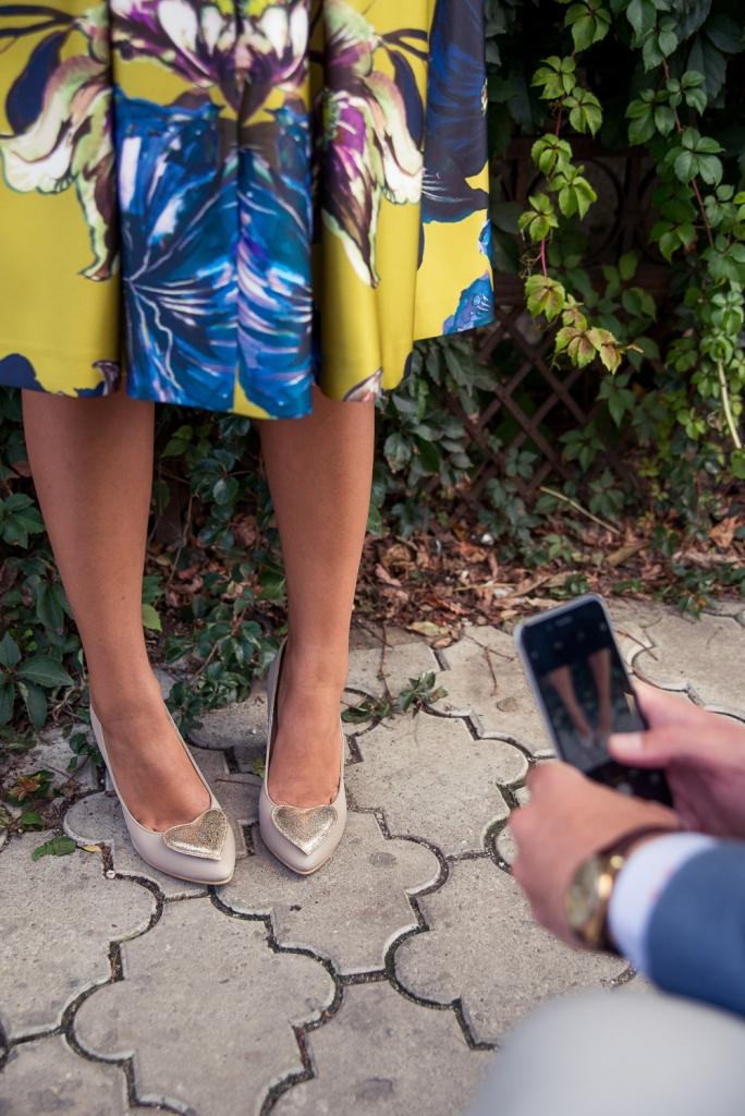 Pantofi cu inimioara 8