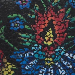 Print floral lacuit