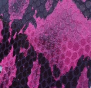 Snake print roz