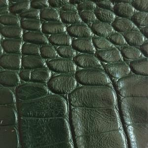 Verde inchis croco