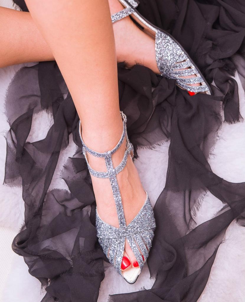 Sandale cu barete O-lala! 2