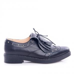 Pantofi derby cu franjuri 3