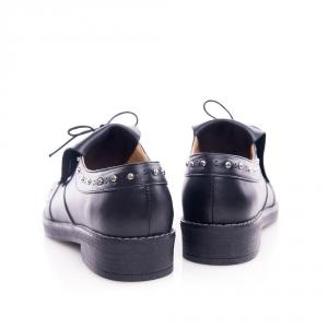 Pantofi derby cu franjuri 4