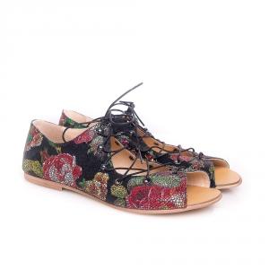 Sandale joase cu șiret 2