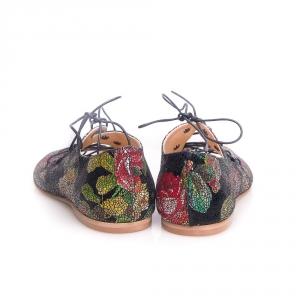 Sandale joase cu șiret 4