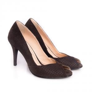 Pantofi peep toe Perfect Picture 2