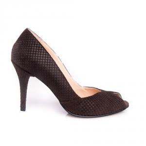 Pantofi peep toe Perfect Picture 3