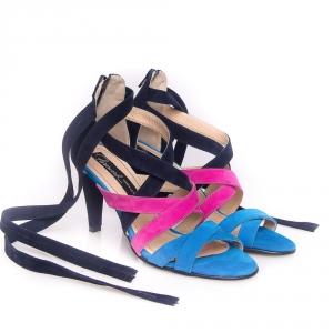 Sandale cu barete încrucișate Life is Now 3