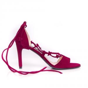 Sandale cu șiret YUM-YUM 4
