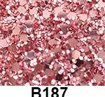 Glitter roz